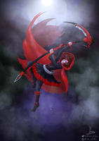 Ruby Rose | RWBY by AliceWithHare