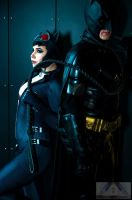 The Bat and the Cat by BellaEnd
