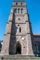 St Georges Anglican Church - Steeple Front by Orihimetaichou