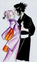 Sasuke n Sakura: Dont want u by InTheArmsOfUndertow