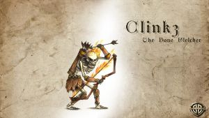 Clinkz the Bone Fletcher by bozwolfbros