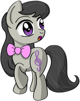 Filly Octavia - NATG VI Day 8 by DataPony