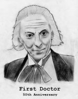 First Doctor by Hyper-Aggie42