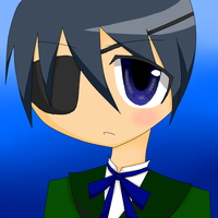 My First SAI Creation, Ciel by ChiKirarin