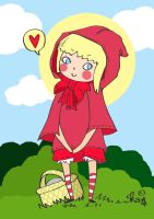 Little Red Riding Hood by Porn-2-Be-A-Life