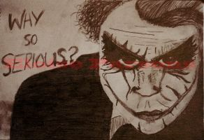 why so serious? by elieloox