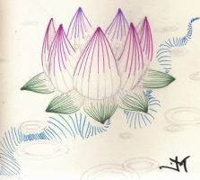 lotus by soozlillend