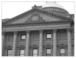 Pennsylvania Courthouse by Silver-Dew-Drop