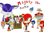 Mighty the Doctor (+video animation) by Tri-shield