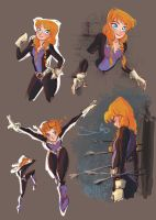Shadow Anna by samanthadoodles