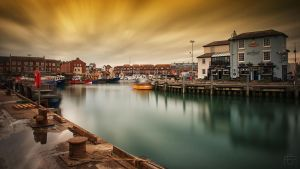 The Old Portsmouth by AntonioGouveia