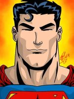 Superman by AndyManley3