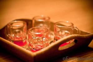 Beer shotglasses - Day 53 - 22/02/13 by oEmmanuele