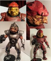 Custom Wrex by Punslinger