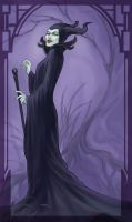 Maleficent by A42AI