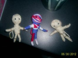 String Doll Series: Group Shot 2 by Merartist82