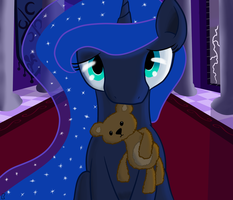 It's storming, will you be my thunder buddy? by MidwestBrony