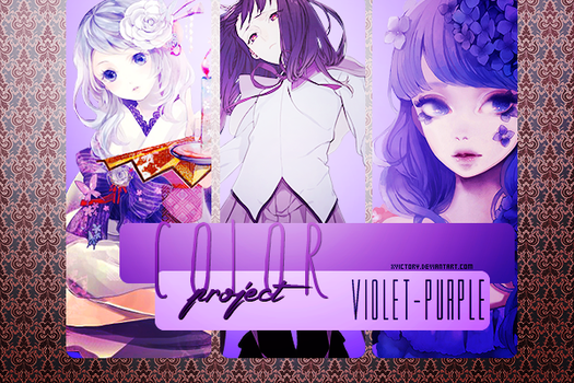 Purpleviolet by xVictory