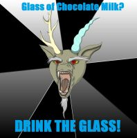 Insanity Discord- Chocolate Milk by Popculture-Patron