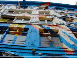 WHAAM Building by AndrewNickson