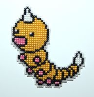 Weedle by behindthesofa
