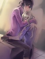Noblesse: With You by Sawitry