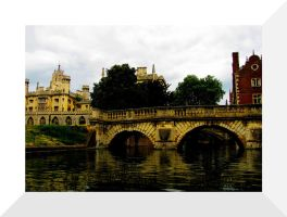 River Cam by daghrgenzensPhotos