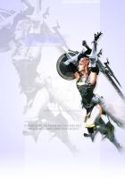 My BG- Lightning Farron28 by Sexy-Pein-Lover-01