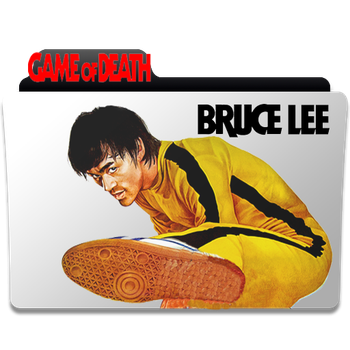 Game Of Death folder icon by payam1992