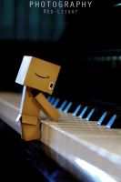 Danbo's melody by red-liight