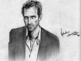 dr house by EstebanRiveros