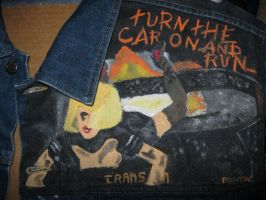 Marry The Night for Born This Way Jacket by ange-etrange