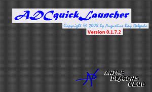 ADCquickLauncher by InuYasha-AD-1
