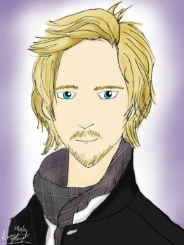 Troy Baker by PunkGirl-Simeone