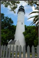 Key West Light by BSGfan4evr