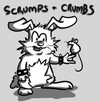 Scrumps and Crumbs by PictoShaman