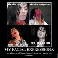 MJ expressions LOL by ajacqmain