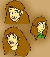 Penny Expression Study by MizMaxter
