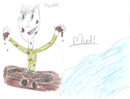 Peeta in Mud. by Parker-Strom