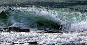 Waves ...more waves 013 by CouchyCreature