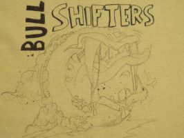 Bull Shifters Shirt pt 4 by UniGalvacron
