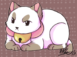 Puppycat by xAshleyMx