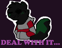 Deal with it by shimkan