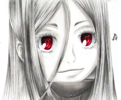 Shiro Deadman Wonderland by AngelicaBq