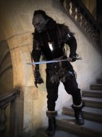 Orc cosplay 2.0 by WulWhite