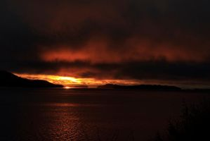 Sunrise on South Tongass by RHVC