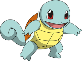 Squirtle-Retro Cursor by XL-SwAt