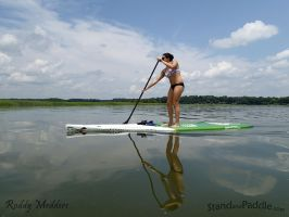 Stand and Paddle SUP 4734 by PaddleGallery