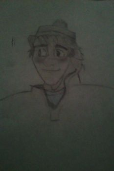 Kristoff from frozen by Piglovearon