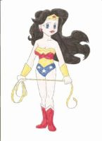 Wonder Woman by animequeen20012003